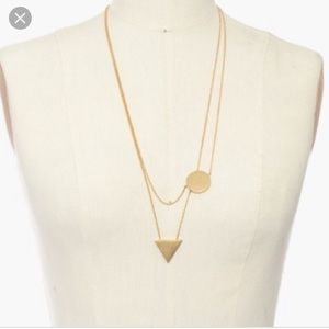 Madewell Shapeshift Necklace
